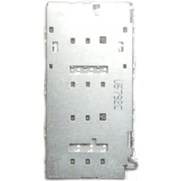 Αναγνώστης Κάρτας SIM Και Κάρτας Micro SD Για Samsung G928F Galaxy S6 Edge Plus Dual Original