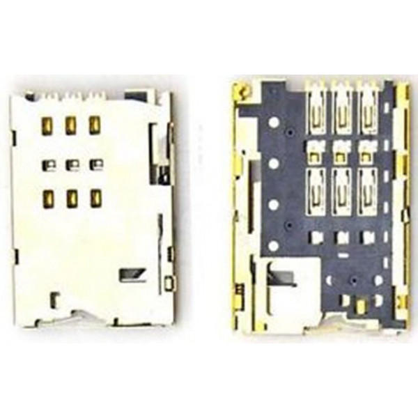 Sim Card Reader For Lenovo A1000 Original
