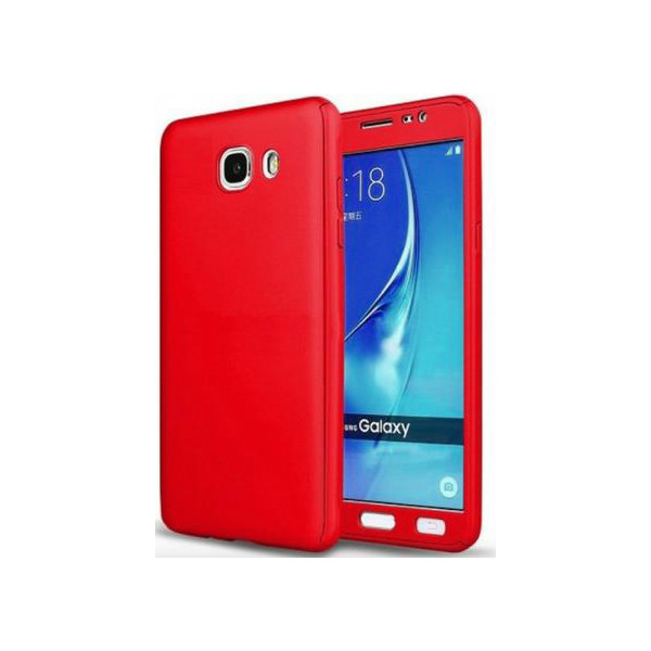 360 Full Body Case + Tempered Glass For Samsung A520 A5 (2017)