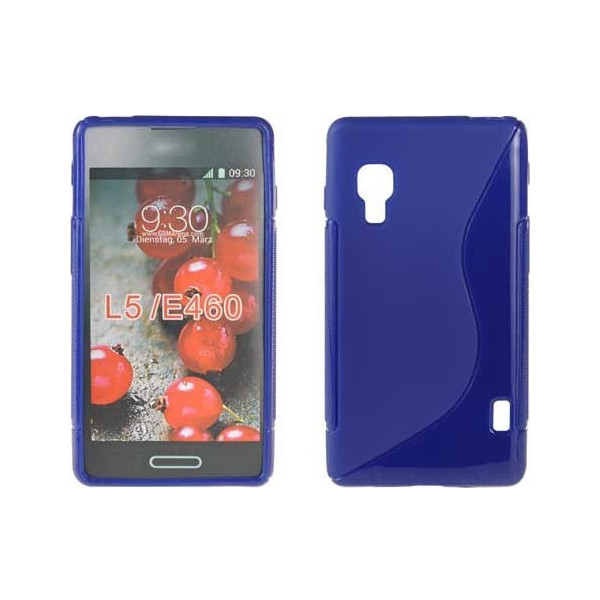 S-Case For LG Swift L5 II/E460