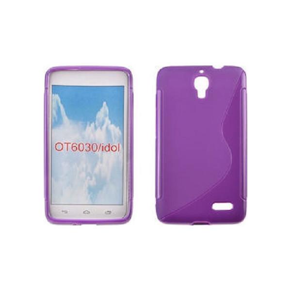 S-Case Για Alcatel 6030 One Touch Idol