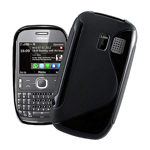 S-Case Για Nokia Asha 302