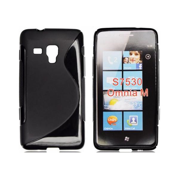 S-Case Για Samsung S7530 Omnia M