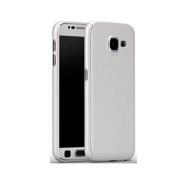 360 Full Body Case + Tempered Glass For Samsung A530 A8 (2018)