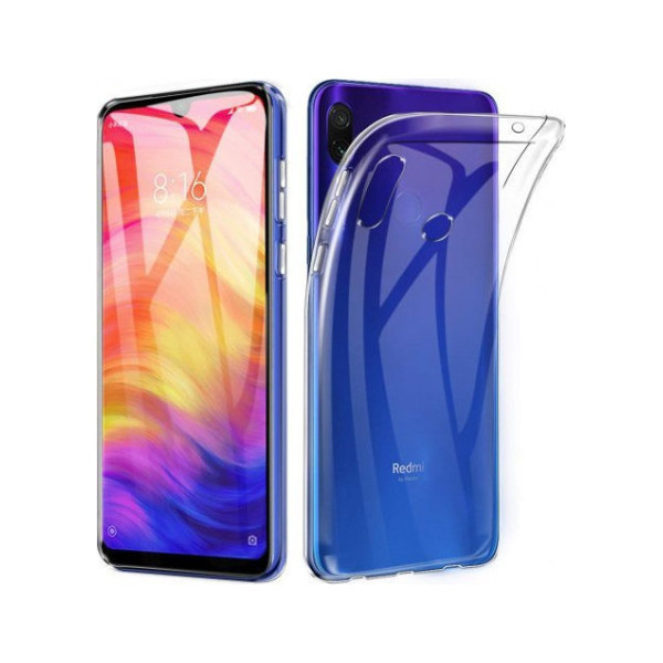 Ultra Slim S-Case 0,3MM Για Xiaomi Redmi Note 7