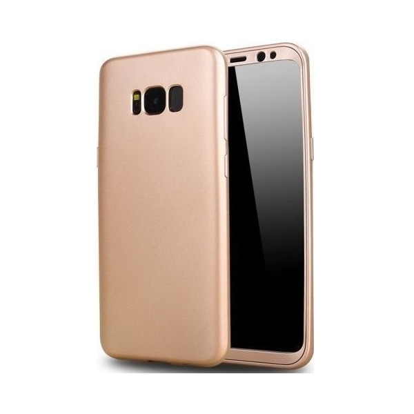 360 Full Body Case + Tempered Glass For Samsung G950F Galaxy S8