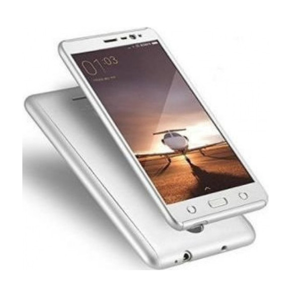360 Full Body Case + Tempered Glass For Xiaomi Redmi 4X