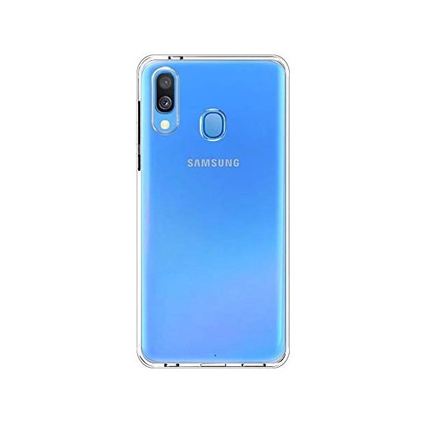 Ultra Slim S-Case 0,3MM για Samsung Galaxy Α40