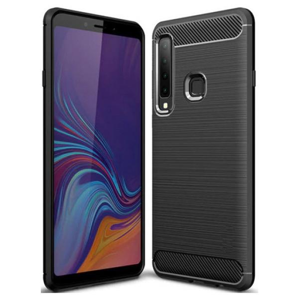 S-Case Carbon Fiber Για Samsung A920 A9 2018