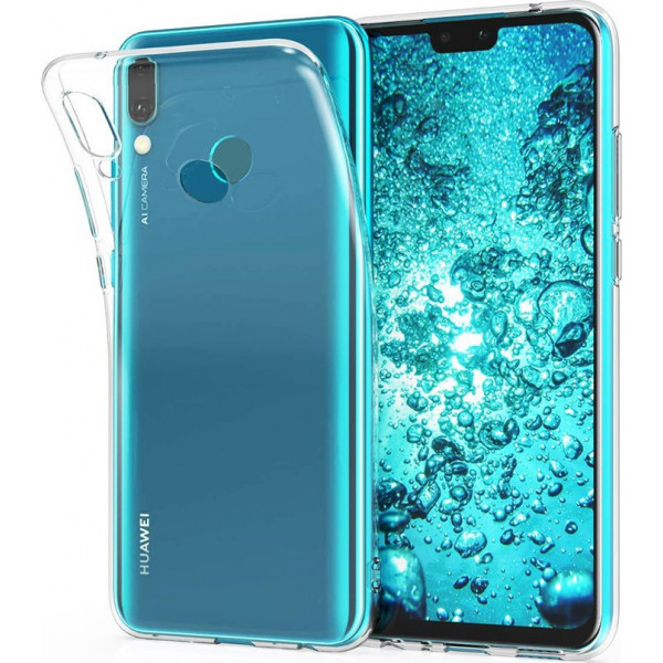 Ultra Slim S-Case For Huawei Y9 2019