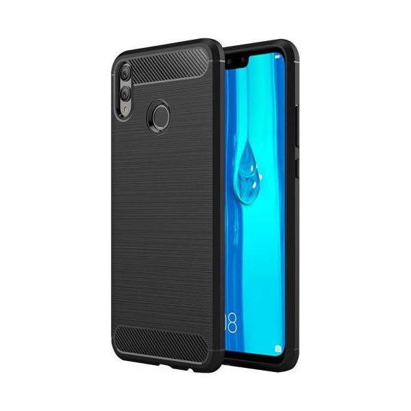 S-Case Carbon Fiber Για Huawei Ascend Y9 2019