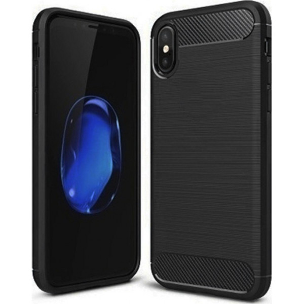 S-Case Carbon Fiber 0,3MM Για Iphone XS MAX