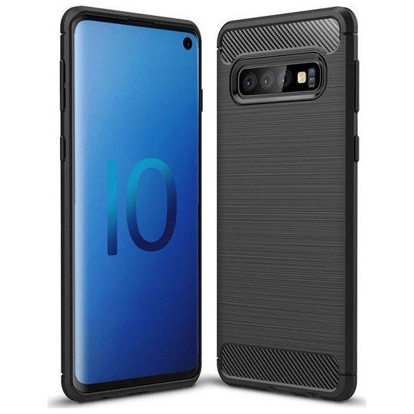 S-Case Carbon Fiber Για Samsung G973 Galaxy S10