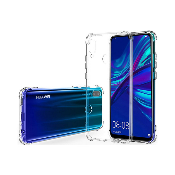 S-Case Anti-Shock 0,5mm For Huawei Psmart 2019/Honor 10 Lite
