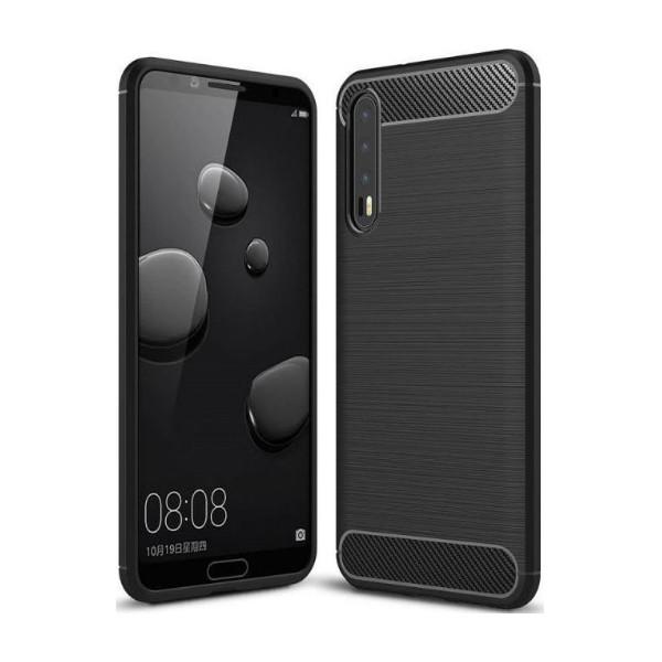 S-Case Carbon Fiber Για Huawei P20 Pro/Plus