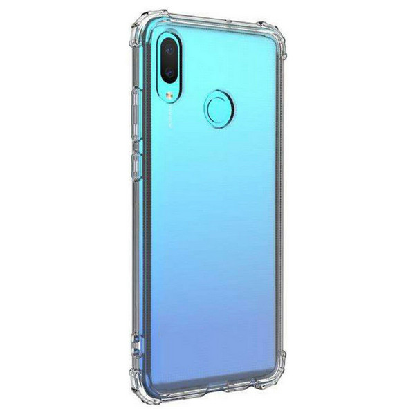 S-Case Anti-Shock 0,5mm For Huawei Y7 2019