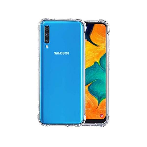 S-Case Anti-Shock 0,5mm Για Samsung Galaxy A40
