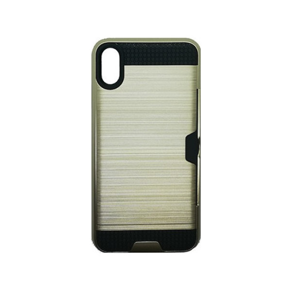 Defender Hard Case with card slot For Iphone XS Max