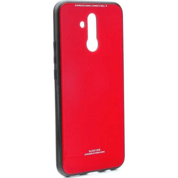 Θήκη TPU Glass Style για Huawei Mate 20 Lite