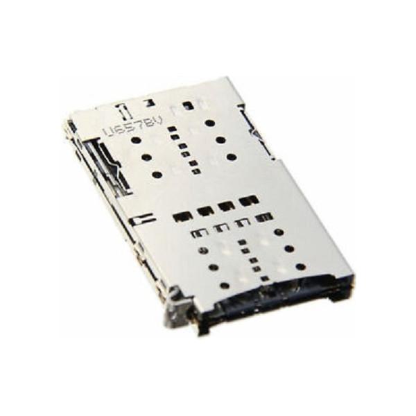 Αναγνώστης Κάρτας SIM Και Κάρτας SD Για Samsung G930F Galaxy S7 Edge Original