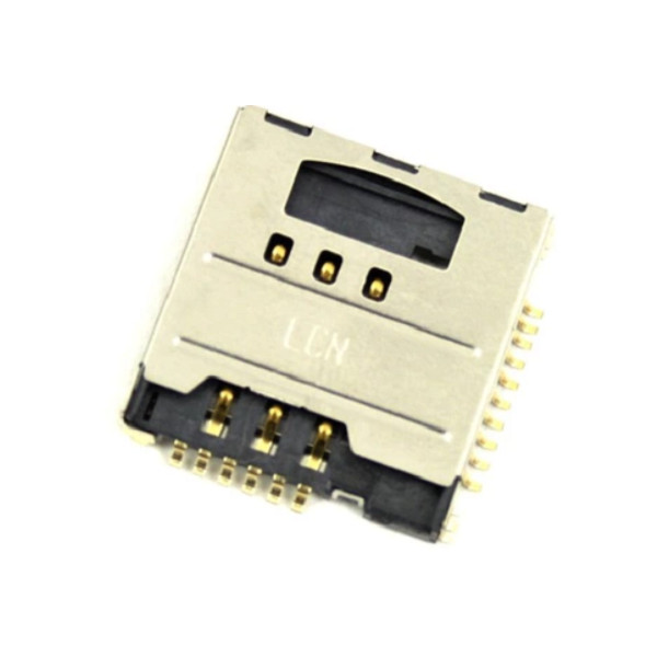 Sim Card Reader And Micro SD For Samsung S5230 Star Original