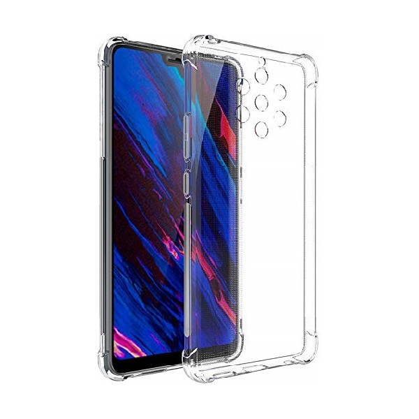 S-Case Anti-Shock 0,5mm Για Nokia 9