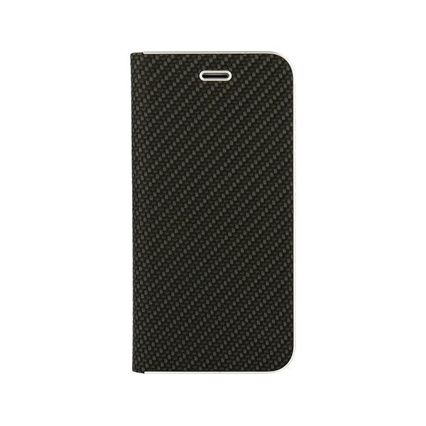 Book Vennus Carbon για Huawei P8 Lite / P9 Lite 2017