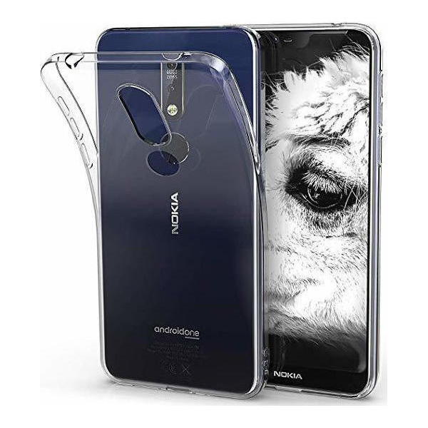 Ultra Slim S-Case 0,3mm Για Nokia 7.1