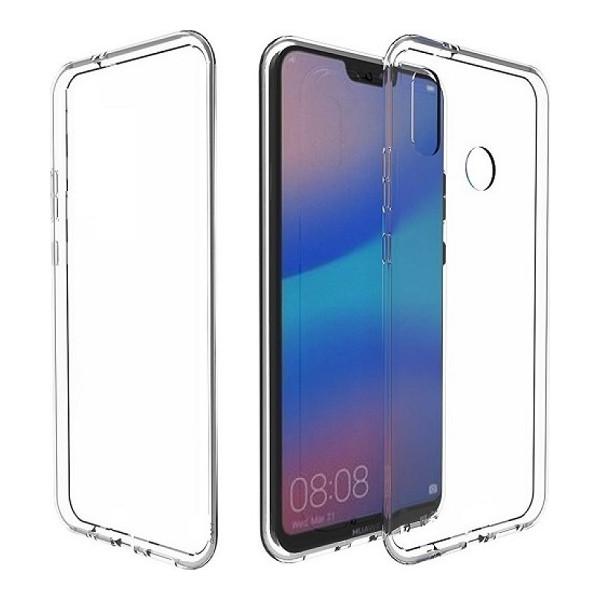 S-Case Για Huawei P20 Lite Front/Back