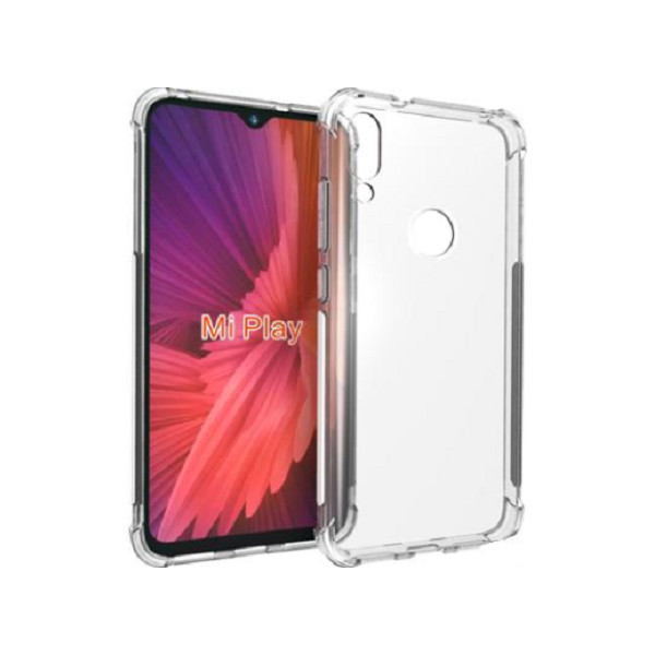 S-Case Anti-Shock 0,5mm Για Xiaomi Mi Play