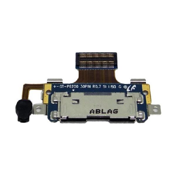 Charging Connector Flex για Samsung P6200