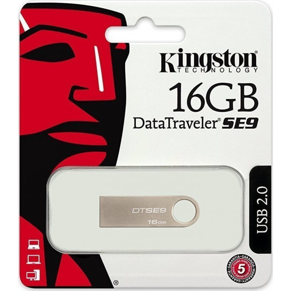 Kingston Flash USB Stick USB 2.0 64GB Blister