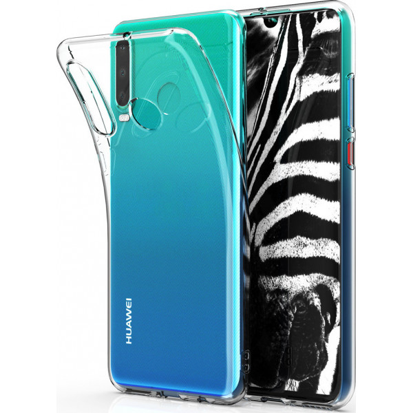 Ultra Slim S-Case 0,3MM Για Huawei P30 Lite