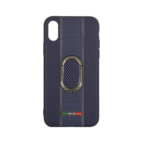 Θήκη Πλάτης TPU Weimi Με Περιστροφικό Stand 360 Για Iphone 9 Plus/XS Max