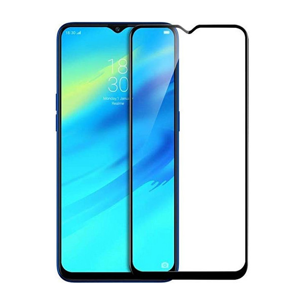 Tempered Glass 9H Full Cover για Samsung Galaxy M10