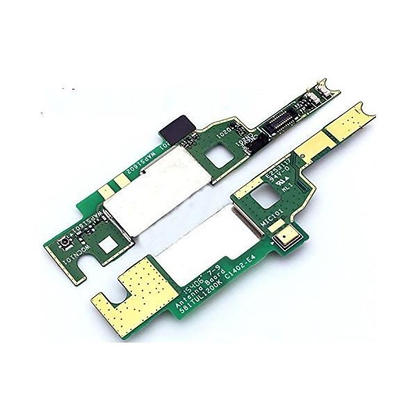 Πλακέτα Μικροφώνου Και Σήματος Για Sony Xperia M4 Aqua