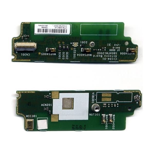 Πλακέτα Με Μικρόφωνο Για Sony Xperia Miro ST23i