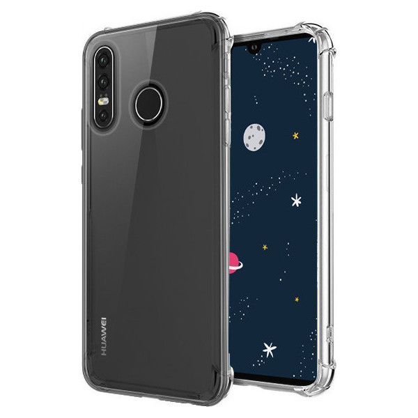 S-Case Antishock 0,3MM Για Huawei P30 Lite