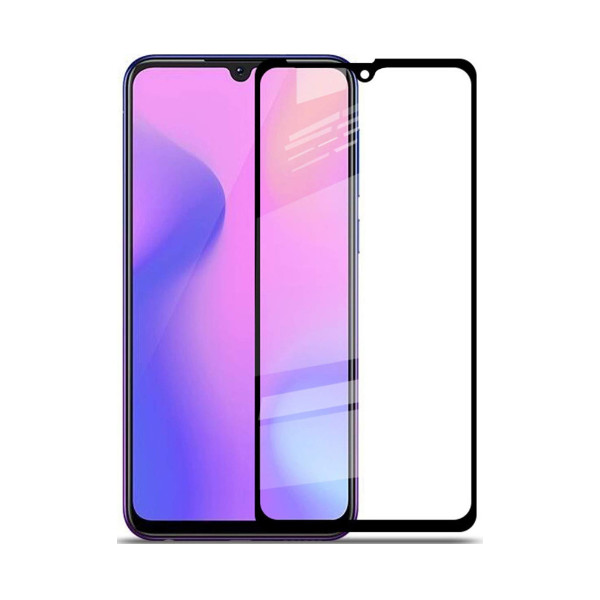 Tempered Glass 9H Full Cover για Samsung Galaxy M10