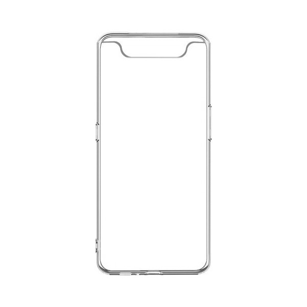 Ultra Slim S-Case 0,3MM για Samsung Galaxy Α80/Α90