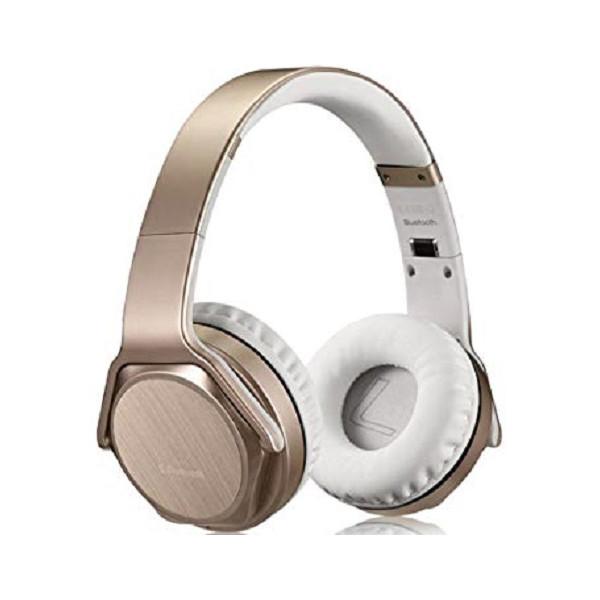 Ακουστικά/Ηχεία Bluetooth SoDo MH3 Speaker + Headphone 2 in 1 GOLD