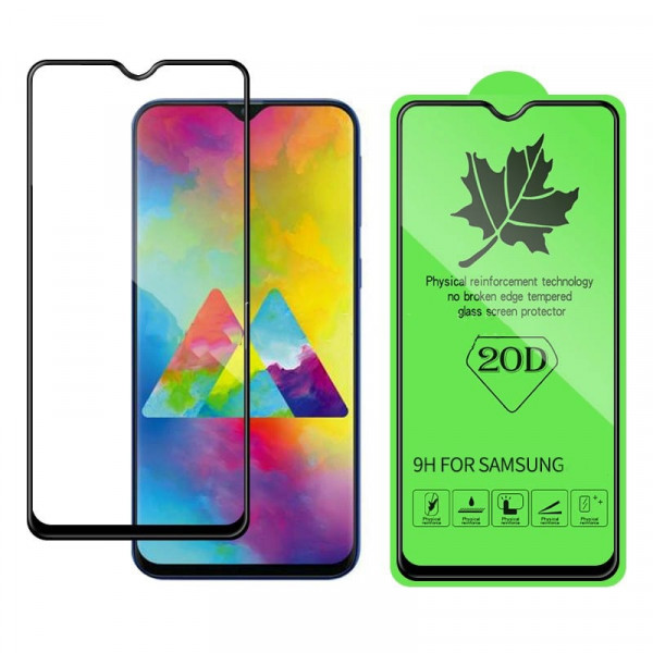 Tempered Glass 9H Full Cover για Samsung Galaxy A10