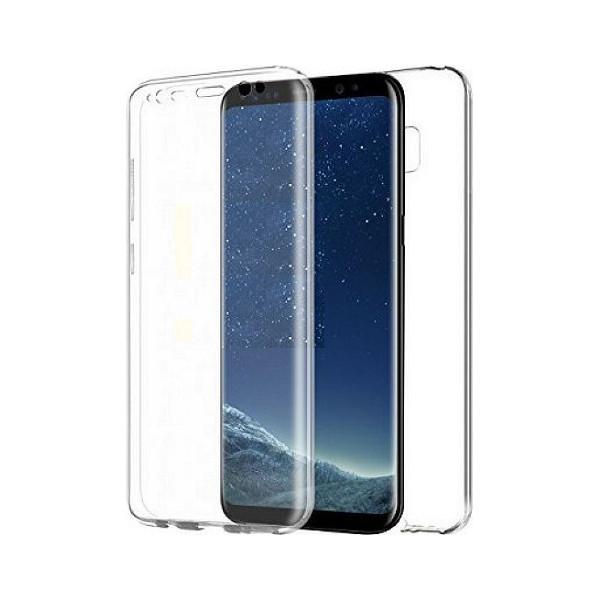 Θήκη Σιλικόνης 360° Front & Back Για Samsung Galaxy A9 2018
