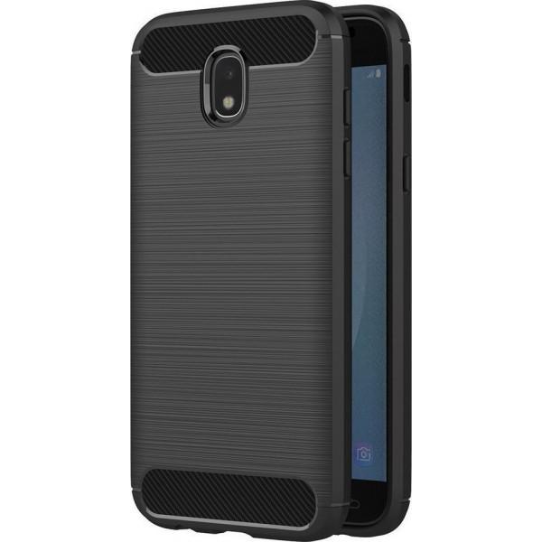S-Case Carbon Fiber Για Samsung J330 Galaxy J3 (2017)