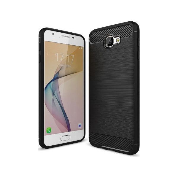 S-Case Carbon Fiber Για Samsung Galaxy J7 Prime