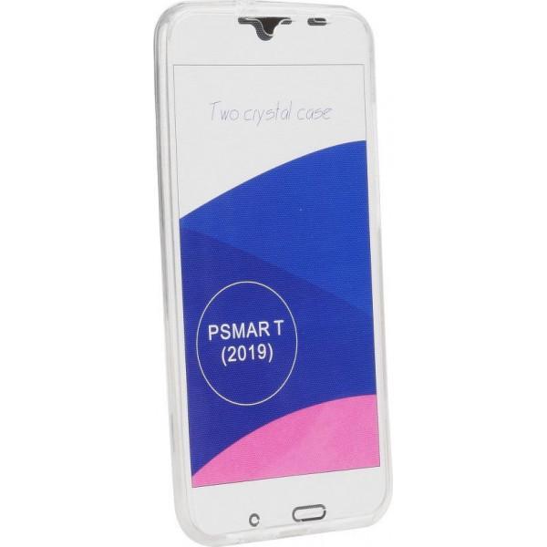 Θήκη Σιλικόνης 360° Front & Back Για Huawei P Smart 2019