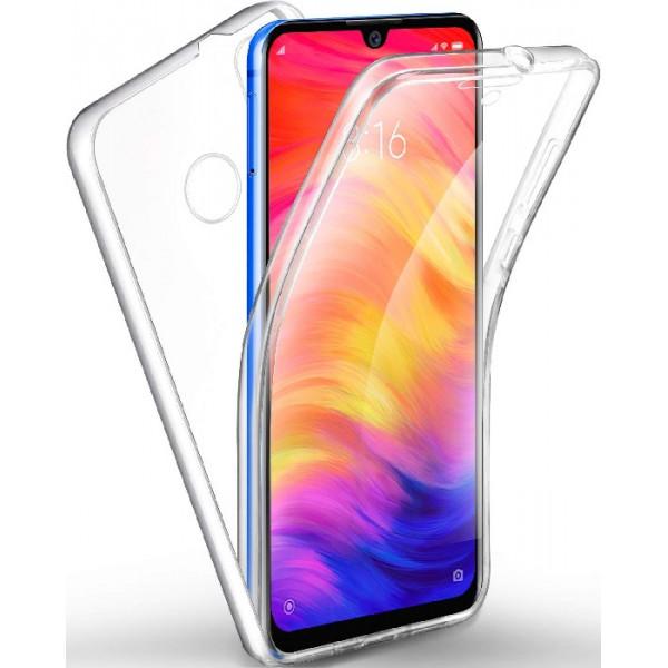 Θήκη Σιλικόνης 360° Front & Back Για Xiaomi Redmi Note 7