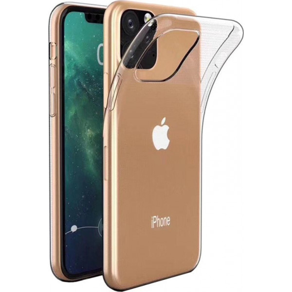 Ultra Slim S-Case για Apple Iphone 11