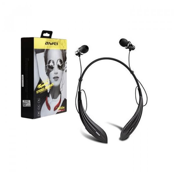 Bluetooth Awei A810BL Sport Neckband Stereo Earphones Headset Ασύρματα Ακουστικά