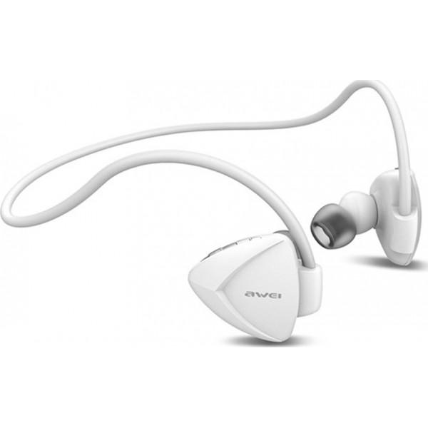 Bluetooth Awei A840BL Sports Waterproof Headset Αδιάβροχα Ακουστικά με Μικρόφωνο
